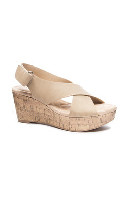 Audrine Chinese Laundry Carmel Wedge