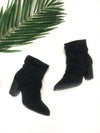 Black Slouch Bootie