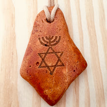 Load image into Gallery viewer, MESSIANIC CLAY NECKLACE
