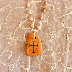 OLIVE CLAY CROSS COLLECTION