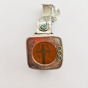 Holy land silver