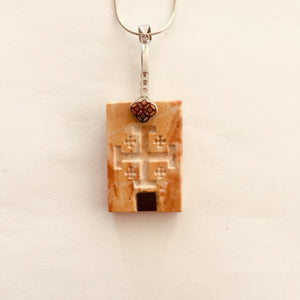 Miniature Bible pendants