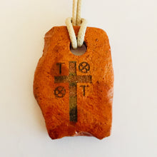 Load image into Gallery viewer, initial R S T cross pendants