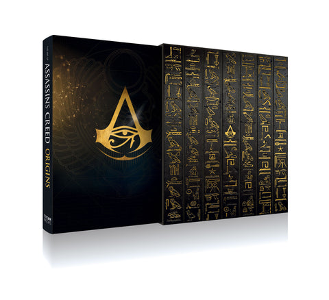 Picture of The Art of Assassin's Creed Origins Limited Edition