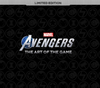 Marvel's Avengers: The Art of the Game limited edition SIGNED