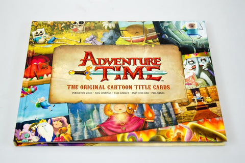 Picture of Adventure Time: The Original Cartoon Title Cards: Volume 1  (US Limited Edition)