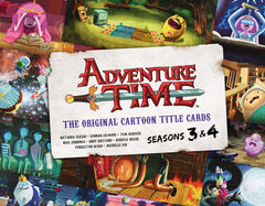 Adventure Time: The Original Cartoon Title Cards: Volume 2 (Limited Edition)