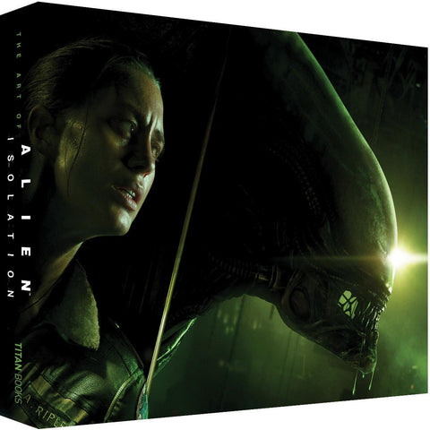 Picture of The Art of Alien: Isolation (Limited Edition)