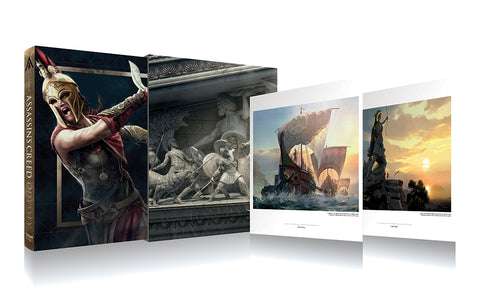 Picture of The Art of Assassin's Creed Odyssey – (Limited Edition)