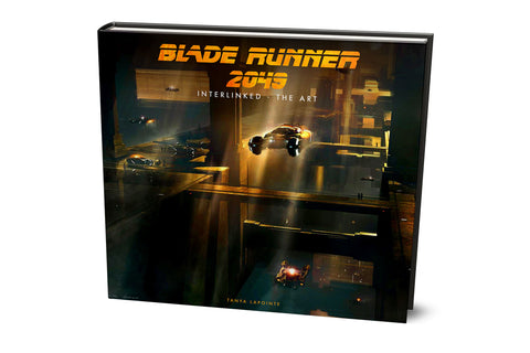 Picture of Blade Runner 2049: Interlinked - The Art (Signed, Comic Con Exclusive)