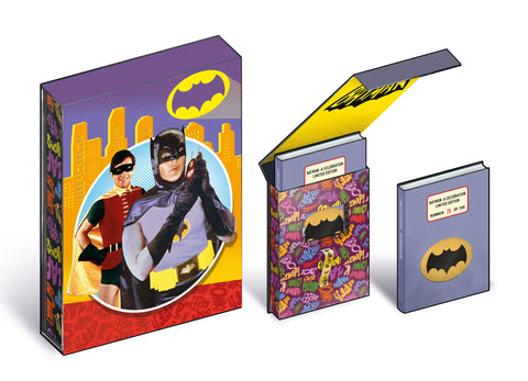 Picture of BATMAN: A CELEBRATION OF THE CLASSIC TV SERIES - LIMITED EDITION SIGNED BY ADAM WEST and BURT WARD