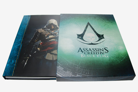 Picture of THE ART OF ASSASSIN'S CREED IV BLACK FLAG LIMITED EDITION W/ TWO SIGNED PRINTS