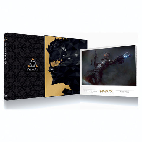 Picture of The Art of Deus Ex Universe (Limited Edition)