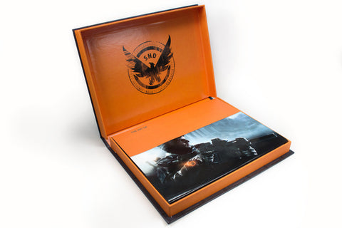 Picture of The Art of Tom Clancy's The Division (Limited Edition) (SIGNED)