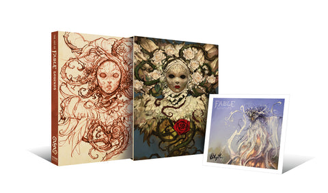 Picture of THE ART OF FABLE LEGENDS – LIMITED EDITION