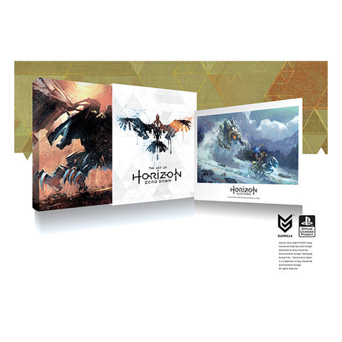 Picture of The Art of Horizon Zero Dawn (Limited Edition)
