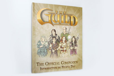 Picture of The Guild: The Official Companion (Limited Edition)