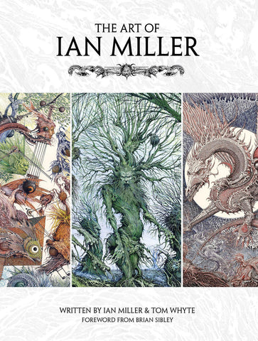 Picture of The Art of Ian Miller (Limited Edition)