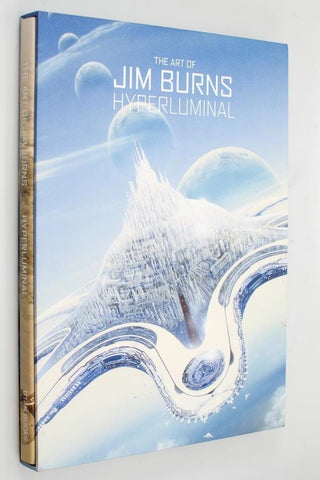 Picture of The Art of Jim Burns: Hyperluminal (Limited Edition)