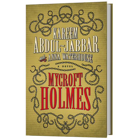 Picture of Kareem Abdul-Jabbar's Mycroft Holmes - Limited Edition SIGNED