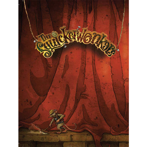 Picture of Squickerwonkers: Volume 1 (Signed Limited Edition Hardcover)