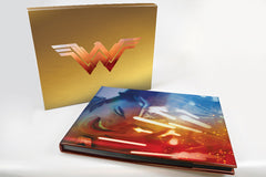 Wonder Woman: The Art and Making of the Film (Collector's Edition) SIGNED BY GAL GADOT