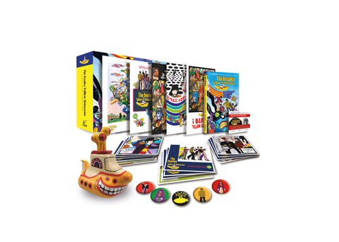 Picture of The Beatles Yellow Submarine Limited Edition Box Set