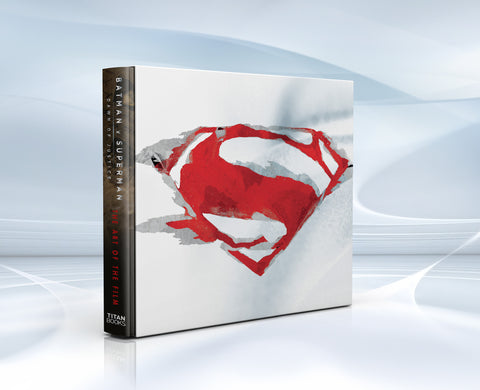 Picture of Batman v Superman: Dawn of Justice: The Art of the Film Limited Edition – Signed by Zack Snyder