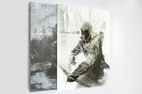 Picture of The Art of Assassin's Creed III (Limited Edition)