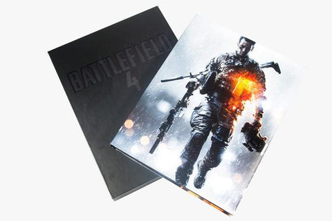 Picture of The Art of Battlefield 4 (Limited Edition)