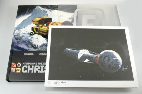 Picture of Hardware: The Definitive SF Works of Chris Foss (Special Edition)