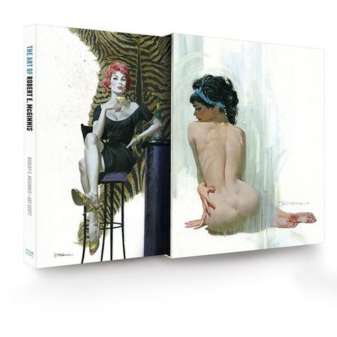 Picture of The Art of Robert E McGinnis (Limited Edition)