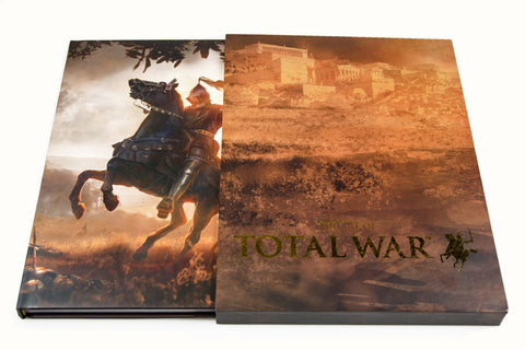Picture of The Art Of Total War (Limited Edition Hardcover)