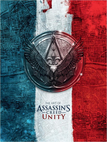 Picture of The Art of Assassin's Creed V: Unity (Limited Edition)