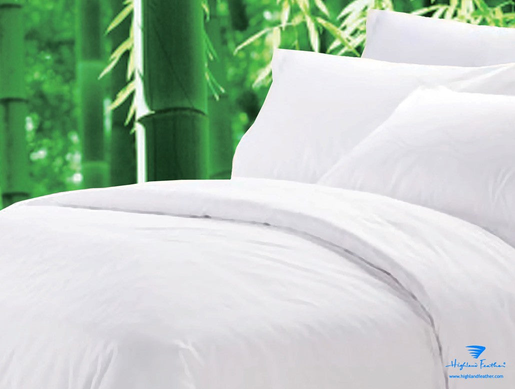 """Home Luxury"" Bamboo Bedding Duvet Cover Set"