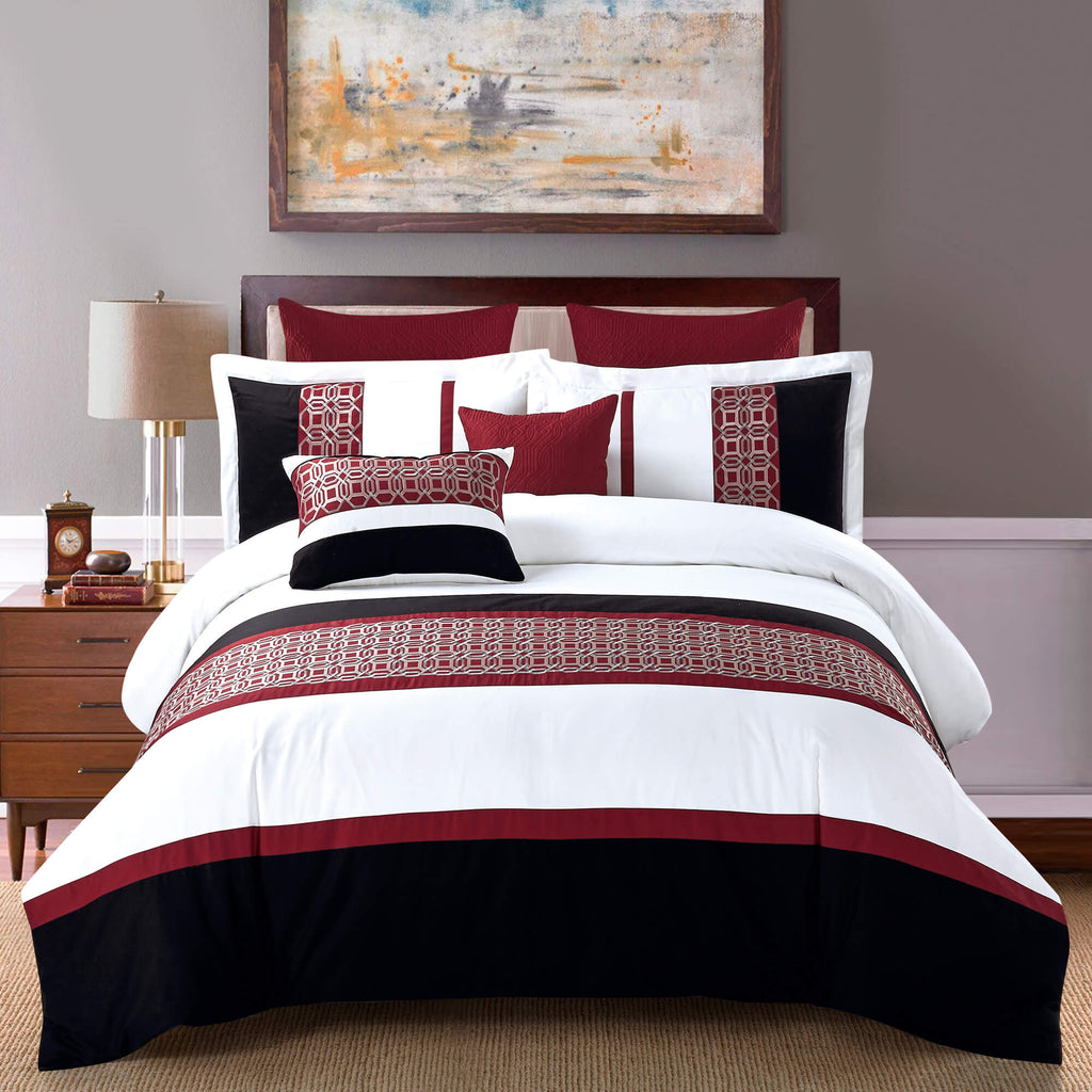 Barclay – 7 Piece Duvet Set