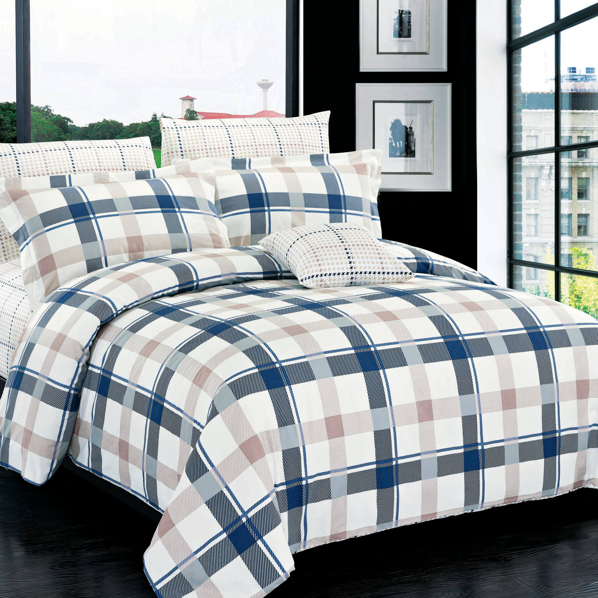 Burton Duvet Cover Set