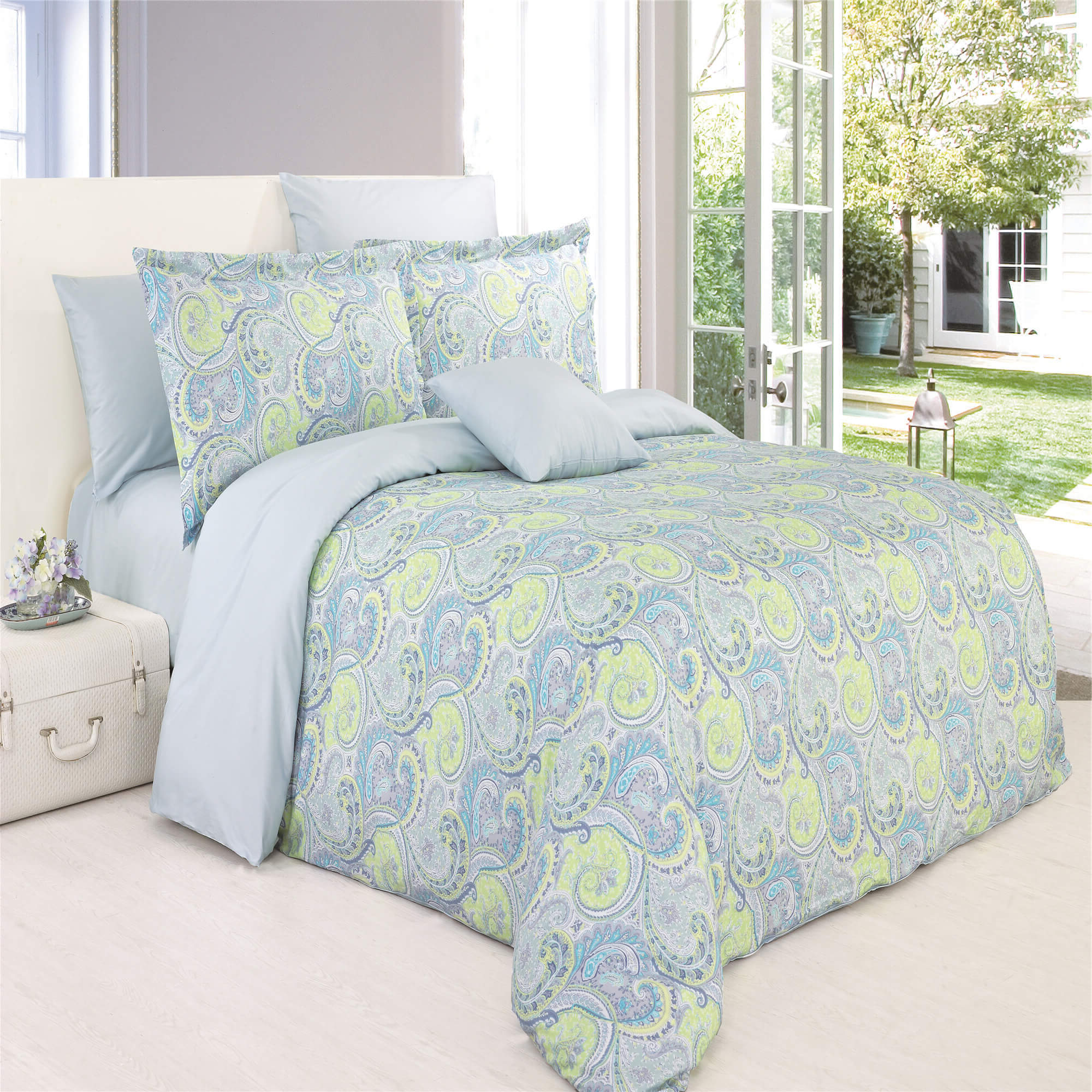 Cheery Sheet Set