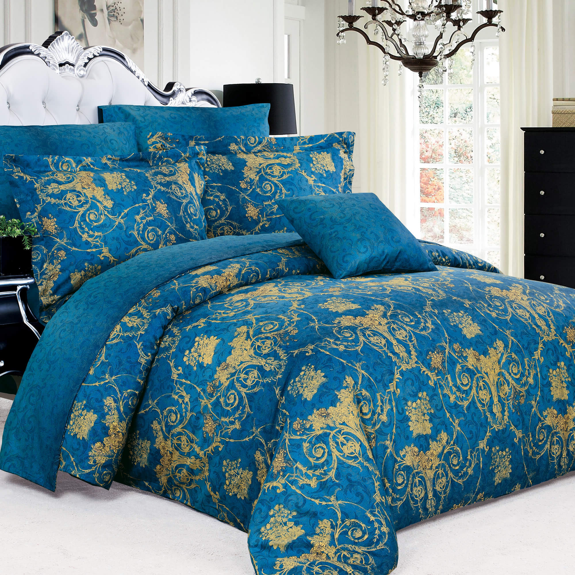 Elizabeth Duvet Cover Set