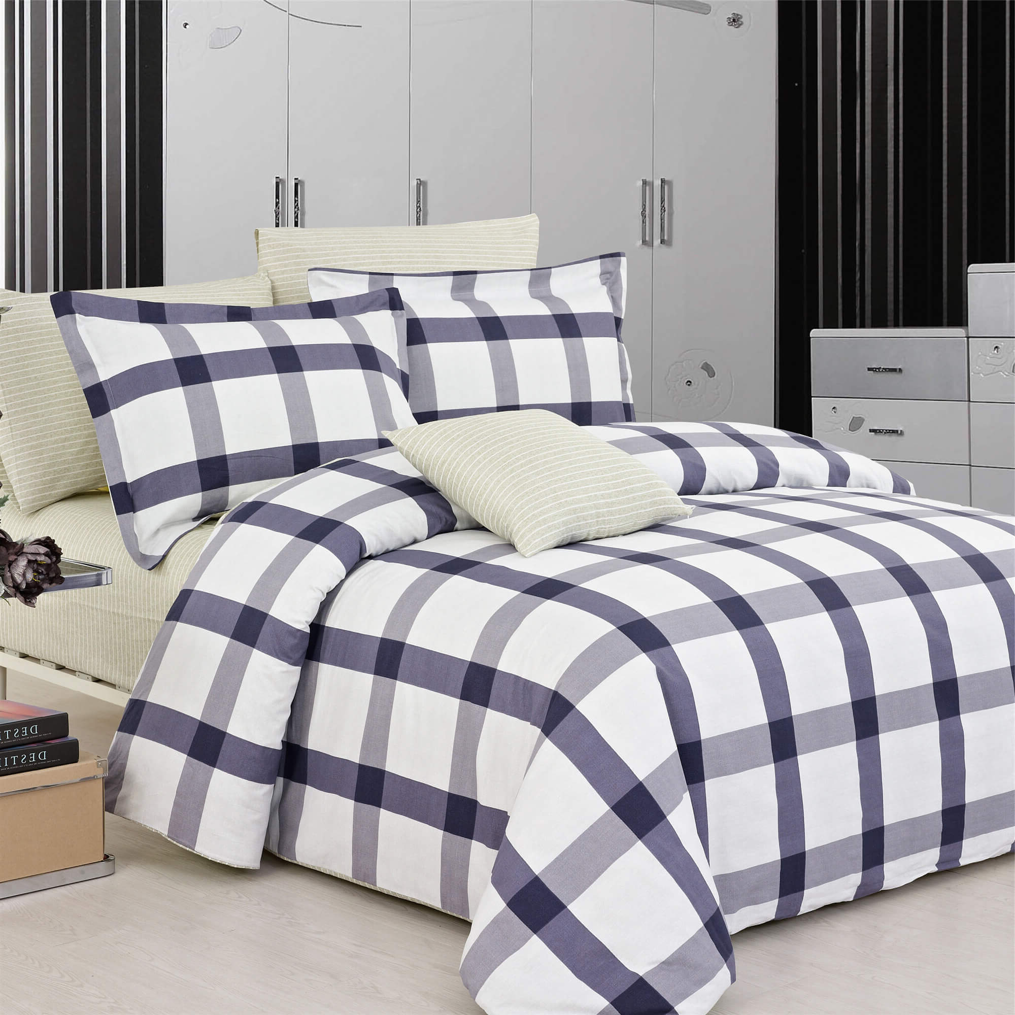 Manchester Duvet Cover Set