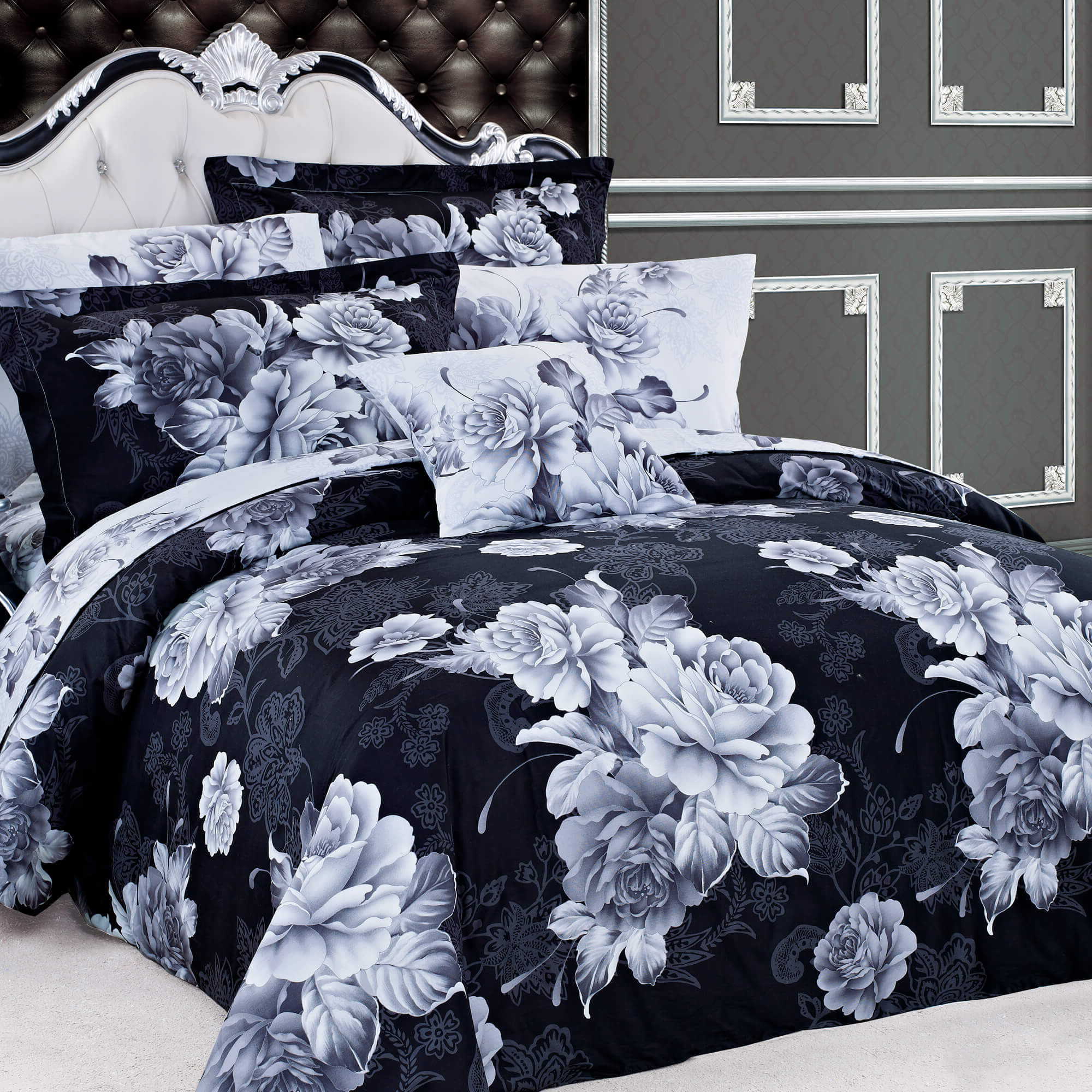 Oakwood Duvet Cover Set