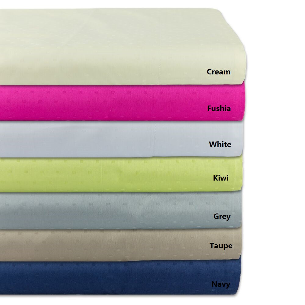 """Zurich"" 350T Sheet Set (Twin)"