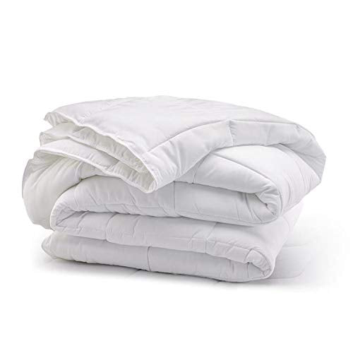 Premium White Goose Feather Duvet with corner ties