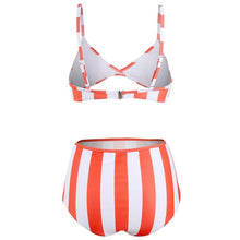 Load image into Gallery viewer, Christy Sporty High waist Bikini