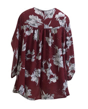 Load image into Gallery viewer, Floral Kimono Beach Robe