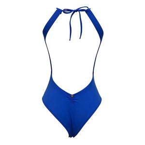Surf Active Halter One Piece
