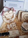 7 day Countdown Wedding Box - MEDIUM box
