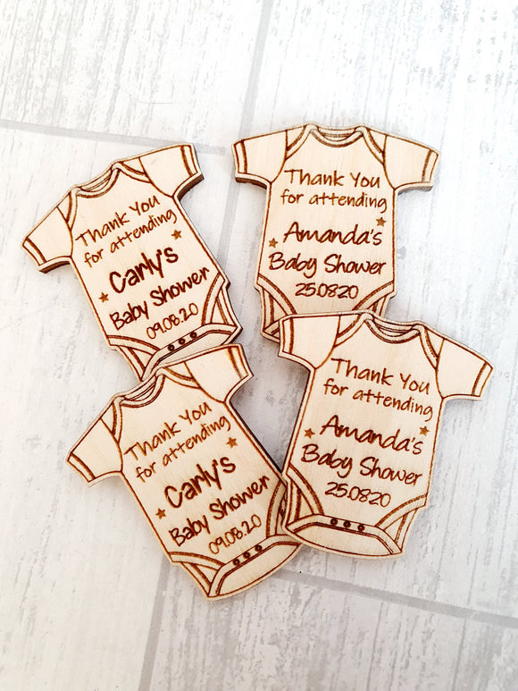 Baby Shower Magnetic Favours