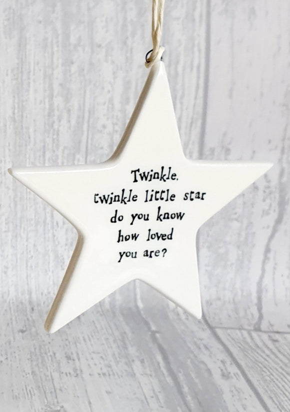East of India - Twinkle Twinkle little star