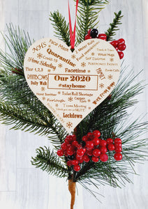 Our 2020 Bauble